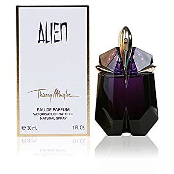 7dc650851dbbba T. Mugler Alien Eau de Parfum 30 ml nicht nachfüllbar / non-refillable