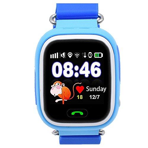 🥇 9Tong Reloj Inteligente para Niños con GPS