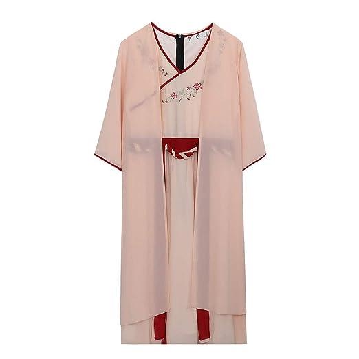 YCWY - Disfraz Chino de Gran tamaño para Mujer, Estilo Vintage ...
