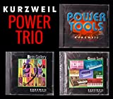 Kurzweil Power Trio: Sound Library Bundle Includes: Bass Gallery, Classic Synth and Power Tools Sound Libraries