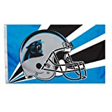 NFL Carolina Panthers Helmet Flag, 3 x 5-Feet