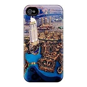 OJCZrxq4199zdAjZ Faddish Dubai Focal Sky View Case Cover For Iphone 4/4s