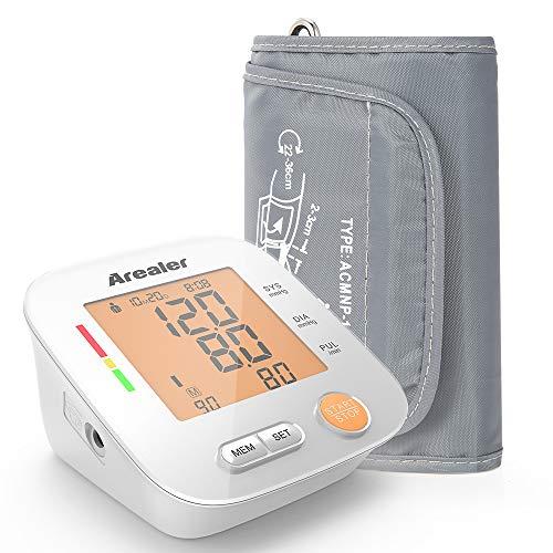 digital blood pressure arm cuff - 9