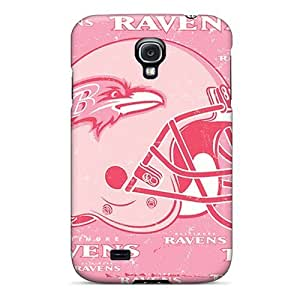Galaxy S4 Case Cover With Shock Absorbent Protective JBD388KMyU Case