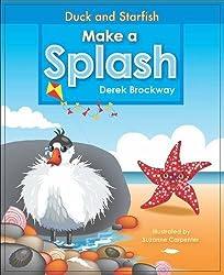 Duck and Starfish Make a Splash