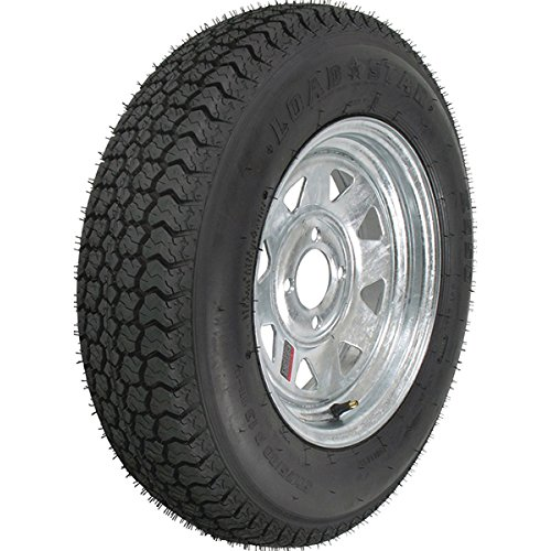 eCustomRim 2-Pk Trailer Tire & Rim ST175/80D13 13