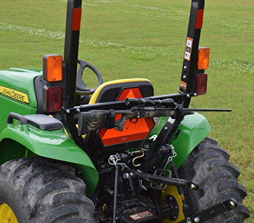Tractor & Mower Tag-Along Rack Rollbars 25