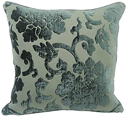 Newport Layton Home Fashions Renaissance Corded Polyester Filled Pillow  Inch Black