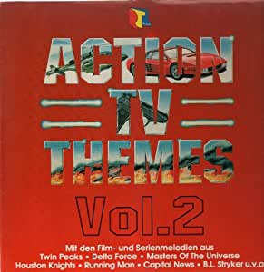 Action TV Themes Vol 2