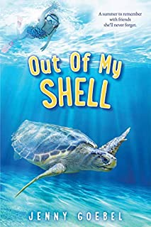 Book Cover: Out of My Shell