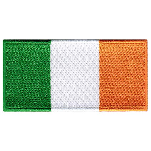 Which is the best irish flag hat patch?