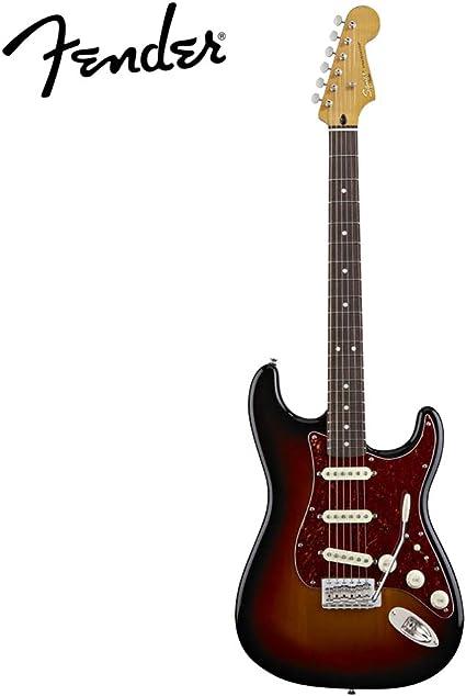 Fender Squier CLASSIC VIBE STRAT 60s 3TS: Amazon.es: Instrumentos ...