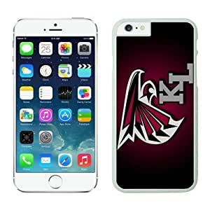 NFL Atlanta Falcons iPhone 6 Cases 17 White 4.7 Inches NFLIphoneCases13603 by kobestar