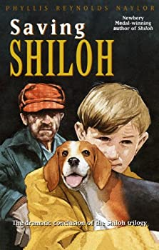 Saving Shiloh 1416914226 Book Cover