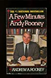 A Few Minutes with Andy Rooney, Andrew A. Rooney, 0446303011