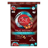 Purina One Smartblend True Instinct Natural With Real Salmon & Tuna Adult Dry Dog Food - 27.5 Lb. Bag