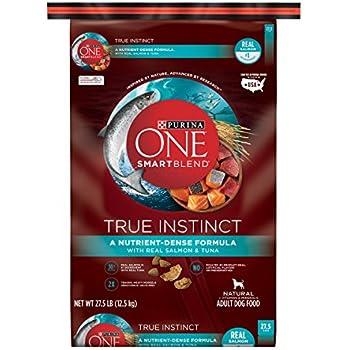 Amazon.com: Purina ONE Natural Dry Dog Food, SmartBlend