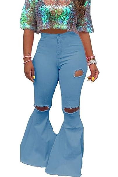 Amazon.com: Yootiko - Falda larga para mujer, estilo casual ...