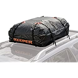 Keeper 07203-1 Waterproof Roof Top Cargo Bag (15 Cubic Feet)