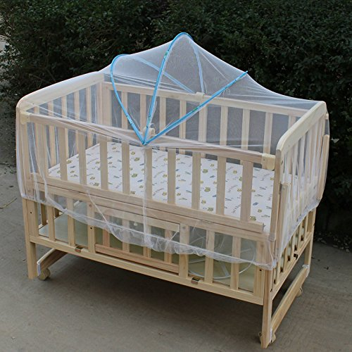 Bows Bassinet - SS-Baby bassinet bed nets arched bow nets , 110*60cm