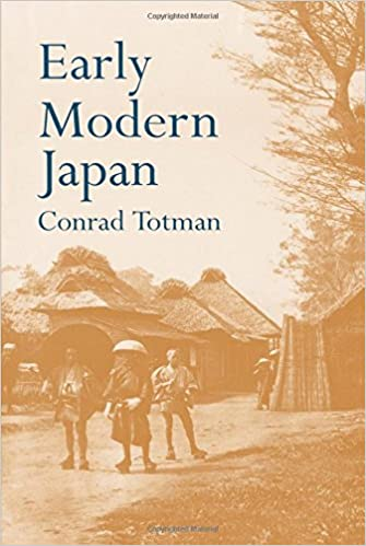 Image result for Totman, Conrad. Early Modern Japan