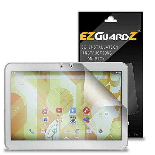 Archos Screen Protector - (2-Pack) EZGuardZ Screen Protector for Archos 101 Helium 4G Tablet (Ultra Clear)