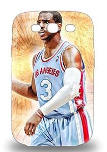 Excellent Design NBA Los Angeles Clippers Chris Paul #3 Phone 3D PC Case For Galaxy S3 Premium Tpu 3D PC Case ( Custom Picture iPhone 6, iPhone 6 PLUS, iPhone 5, iPhone 5S, iPhone 5C, iPhone 4, iPhone 4S,Galaxy S6,Galaxy S5,Galaxy S4,Galaxy S3,Note 3,iPad Mini-Mini 2,iPad Air )