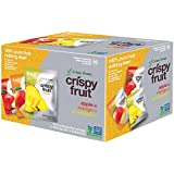 Crispy Green Freeze-Dried Fruits, Non-GMO, Gluten Free, No Sugar Added, Fruit, Tropical Variety Pack, (16 Count)