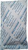 Silica Gel Desiccants 2-1/4 x 1 1/2 Inches - 25 Silica Gel Packets of 10 Grams Each by Dry-Packs