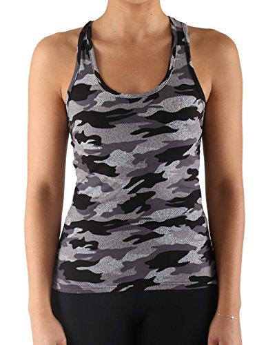 Grey Camouflage - 1