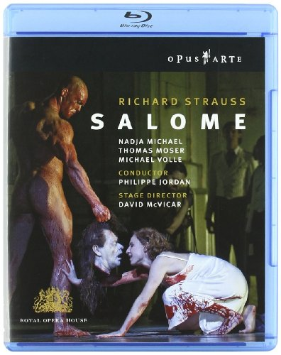 Richard Strauss: Salome (Royal Opera House, Covent, used for sale  Delivered anywhere in USA