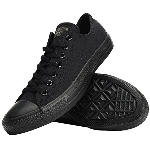 Schwarz Ii Adulto Converse Ct Unisex black Zapatilla Tencel Ox As Monochrome Baja 4zafpU