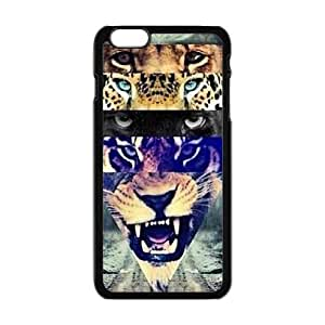 Happy tiger Phone Case for Iphone 6 Plus