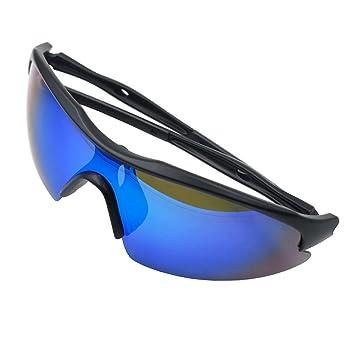 outtag Lunettes de soleil Lunettes de vélo Protection UV400verres Lunettes de sport Ultra-Léger Lunettes de cyclisme pour homme et femme kK6DbAlnaR