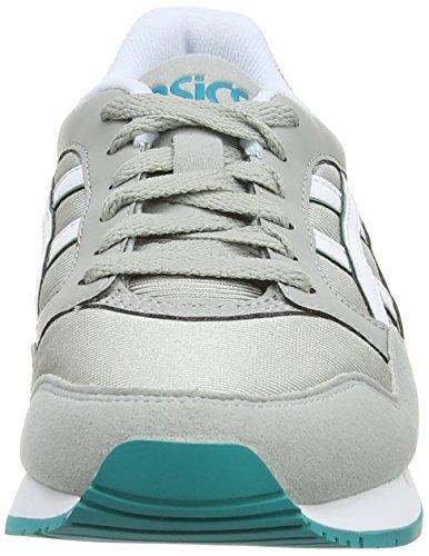 ASICS Pre-Atlanis GS, Unisex-Erwachsene Outdoor Fitnessschuhe Grau (Light Grey/White 1301)