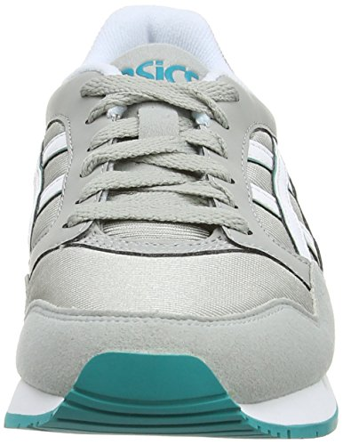 ASICS Pre-Atlanis GS - Zapatillas de deporte unisex Gris (Light Grey/White 1301)