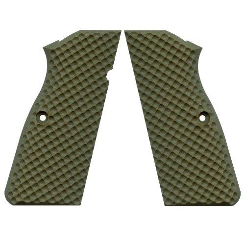 VZ Grips Hi Power Simonich Gunner Gun Grip, Army Green
