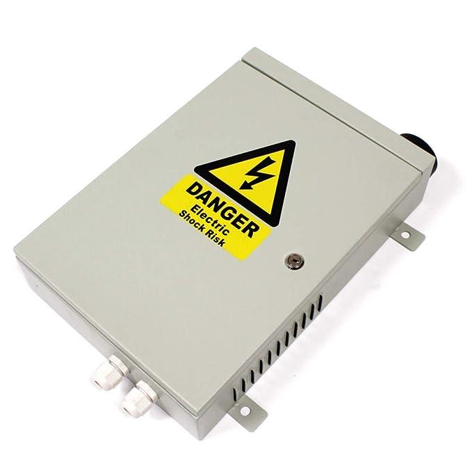 BeMatik - Alarma antirobo de instalaciones eléctricas por ...