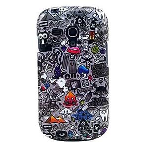 DUR Multiple Elements TPU Soft Case for Samsung Galaxy S3 Mini I8190