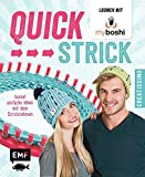 Quick-Strick - Loomen mit MyBoshi: Genial einfache Ideen mit dem Strickrahmen (Creatissimo)