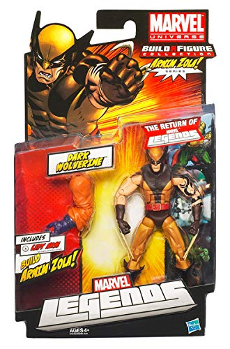 with Wolverine Action Figures design