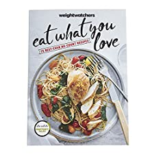 Weight Watchers Eat What You Love Cookbook New 2017 Smartpoints