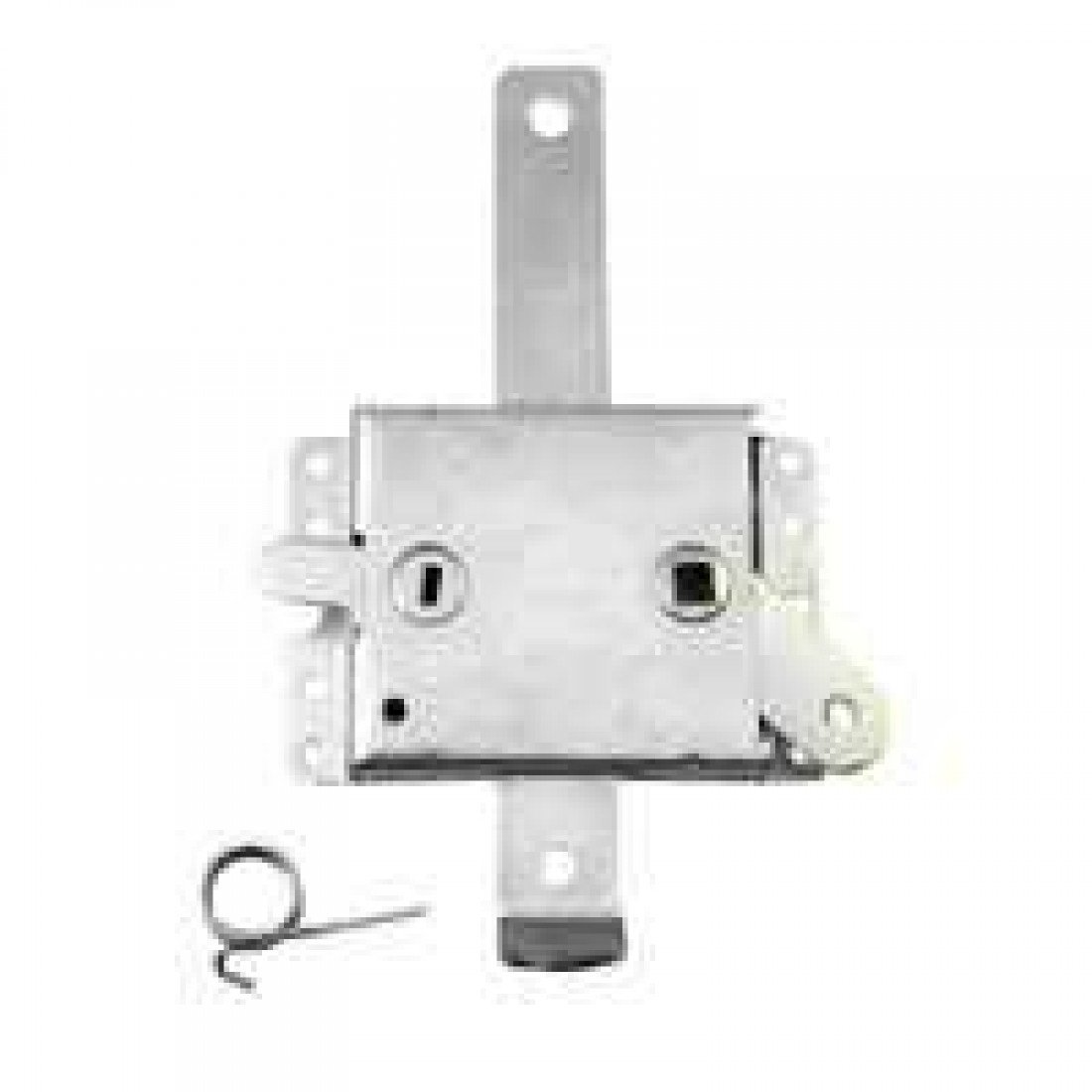 garage door latchAmazoncom Prime Line Products Garage Door Slide Lock GD 52138