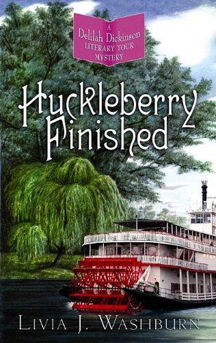 Finished Center (Huckleberry Finished (Center Point Premier Mystery (Large Print)))