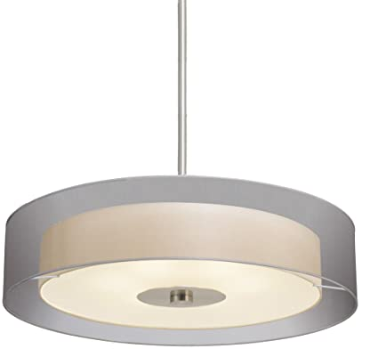 Sonneman 6020-13 Six Light Pendant Puri Collection  sc 1 st  Amazon.com & Amazon.com: Sonneman 6020-13 Six Light Pendant Puri Collection: Home ...