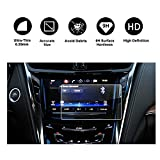 2015-2018 Cadillac CTS 8In CUE infotainment Interface Touchscreen Car Navigation Touch Screen Protector,Tempered Glass 9H Anti-Scratch and Shock Resistant
