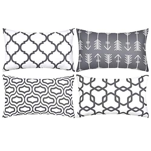 BLEUM CADE Set of 4 Throw Pillow