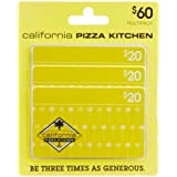 California Pizza Kitchen Gift Cards, Multipack of 3 - $20
