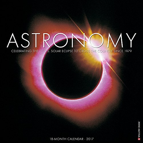 Astronomy 2017 Wall Calendar