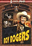 Happy Trails Theatre: Young Buffalo Bill/Young Bill Hickok/In Old Cheyenne/Sunset in El Dorado/Under California Stars - Roy Rogers, Dale Evans (5 Pack)
